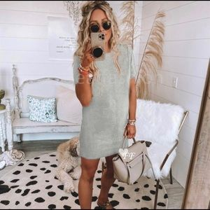 The Perfect T-Shirt Dress